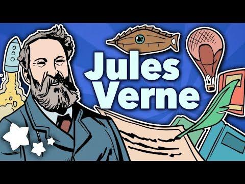 Dějiny sci-fi: Jules Verne