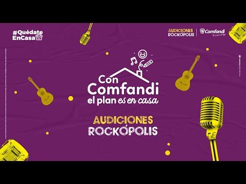 Audiciones Rockopolis - Episodio 1