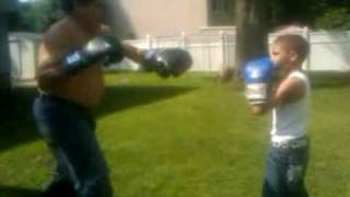 Gabby boxing with tio video-2010-06-19-15-58-46