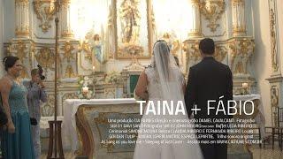 Trailer de Casamento - Taina e Fábio