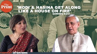 Modi and Hasina get along like a house on fire and Dhaka has no idea about illegal Bangladeshis