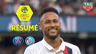 Revivez les meilleurs moments de Paris Saint-Germain - RC Strasbourg Alsace ( 1-0) en vidéo.   Ligue 1 Conforama - Saison 2019/2020 - 5ème journée Parc des Princes - samedi 14 septembre 2019  Buteurs : NEYMAR JR (90' +2 - Paris Saint-Germain)   Composition Paris Saint-Germain : 1 - Keylor NAVAS / 2 - Thiago SILVA (c) / 6 - Marco VERRATTI / 10 - NEYMAR JR / 11 - Angel DI MARIA / 17 - Eric Maxim CHOUPO-MOTING / 19 - Pablo SARABIA / 20 - Layvin KURZAWA / 22 - Abdou DIALLO / 27 - Idrissa GUEYE / 31 - Colin DAGBA   Composition RC Strasbourg Alsace : 1 - Matz SELS / 2 - Mohamed SIMAKAN / 5 - Lamine KONE / 13 - Stefan MITROVIC (c) / 17 - Jean-Ricner BELLEGARDE / 18 - Ibrahima SISSOKO / 23 - Lionel CAROLE / 24 - Alexander DJIKU / 25 - Ludovic AJORQUE / 26 - Adrien THOMASSON / 27 - Kenny LALA   Abonnez-vous à la chaîne : https://www.youtube.com/subscription_center?add_user=ligue1fr  Suivez nous sur Instagram : https://instagram.com/Ligue1Conforama/  Suivez nous sur Twitter : https://www.twitter.com/Ligue1Conforama  Suivez nous sur Facebook : https://www.facebook.com/Ligue1Conforama  Suivez nous sur Google+ : https://plus.google.com/+Ligue1Officiel  Suivez nous sur LFP.fr : https://www.lfp.fr/ligue1