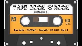 Ras Kush – SNWMF – Boonville CA 2010 Part 1
