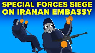 Breaking the Iranian Embassy Siege - Operation Nimrod