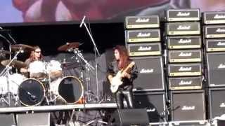 Yngwie Malmsteen - Icarus Dream Suite / Far Beyond The Sun (live in São Paulo)