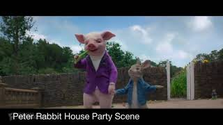 Fitz & The Tantrums-Roll Up (From Peter Rabbit House Party Scene)