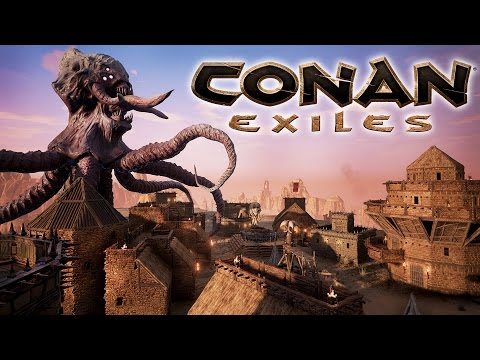 Conan Exiles - DOMINATE in the World of Conan thumbnail