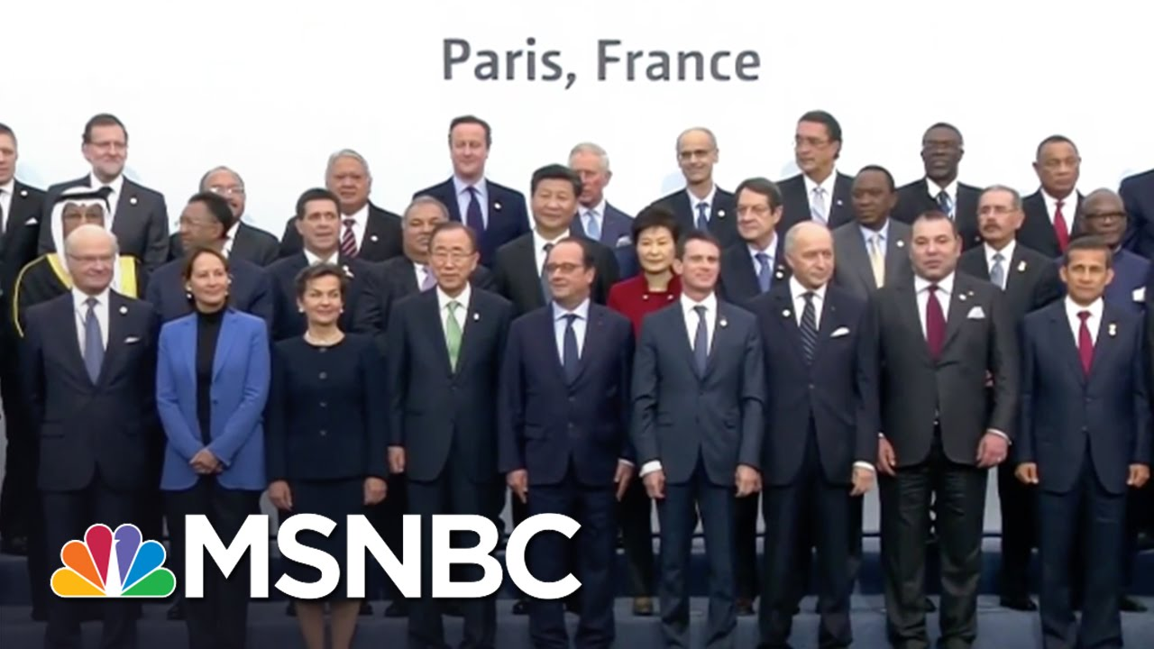 Inside The Paris Climate Deal | All In | MSNBC thumbnail