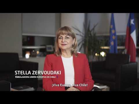 Saludo Embajadora UE - Día de Europa