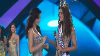Paulina Vega Dieppa Miss Universe Colombia 2014 crowning moment