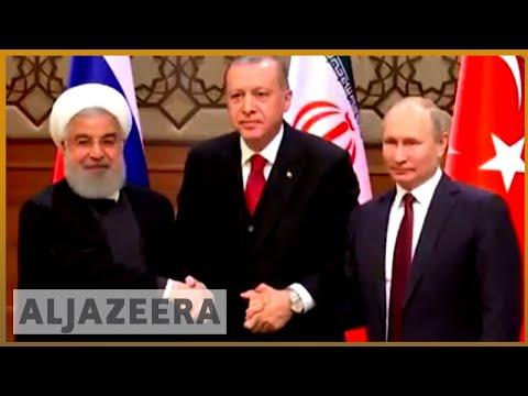 🇹🇷 Turkey, Russia, Iran call for 'lasting ceasefire' in Syria | Al Jazeera English