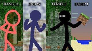Animation vs. Minecraft (FAN MADE) PART 6 - Trailer (AVM Shorts)
