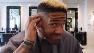 Vlog 9 Hair Cut with RayRay