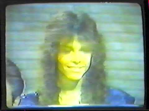 Queensrÿche - interview Japanese TV 1983