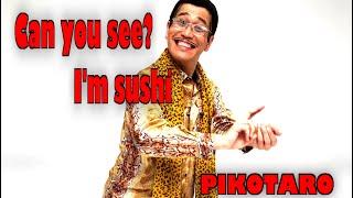 Canyousee?ImSUSHI/PIKOTARO