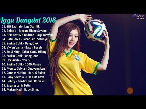 Kompilasi Lagu Dangdut Terbaru 2018/2019 Enak Buat TikTok