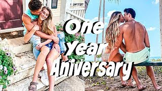 OUR ONE YEAR ANNIVERSARY