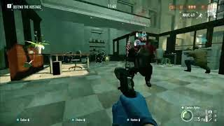 Payday 2 - Holdout #3 ( Sentry build )