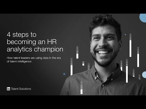 4 Steps to Becoming an HR Analytics Champion - YouTube