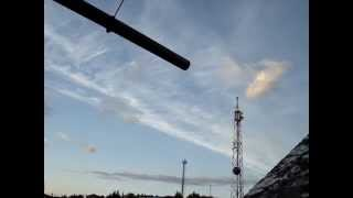 preview picture of video 'CHEMTRAILS  -HAARP & SULFUR CLOUD?'