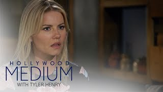 Elisha Cuthbert Is Blown Away By Tyler Henrys Reading | Hollywood Medium With Tyler Henry | E!