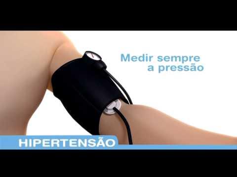 Medida da pressão sanguínea correcta no aparelho