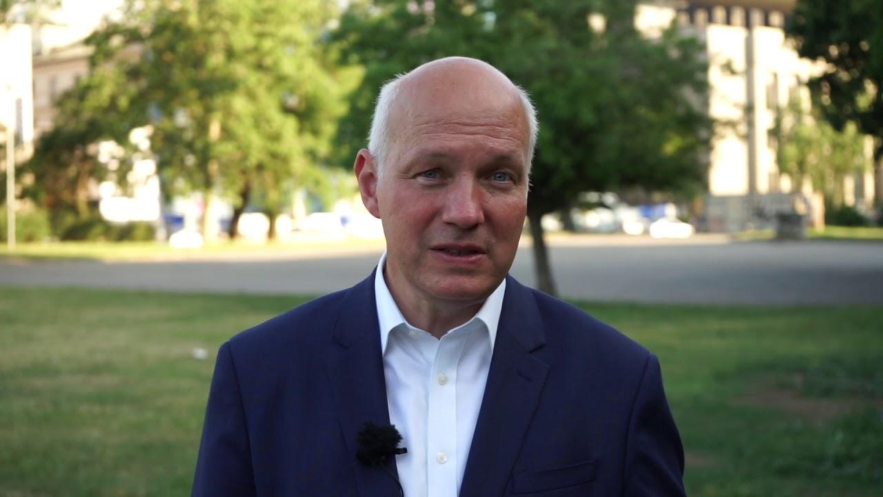 Pavel Fischer o budoucnosti a kandidatuře na prezidenta
