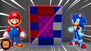 Minecraft Como Hacer Un Portal A La Dimension De Sonic Boom Como