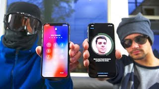 Can You Trick Apple iPhone X Face ID? Face ID Review