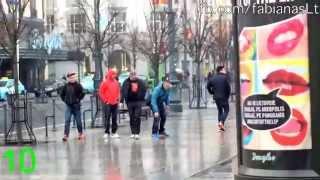 Social Experiment Vilnius: Dropping The Wallet - Socialinis Eksperimentas: Pinigins Pametimas