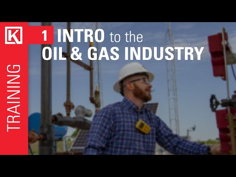Oil and Gas Industry Overview [Training Basics Series] - YouTube