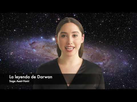 Marion nos habla de La leyenda de Darwan