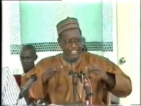 Sheikh Ja'afar YADDA AKE WANKAN JANABA etc.