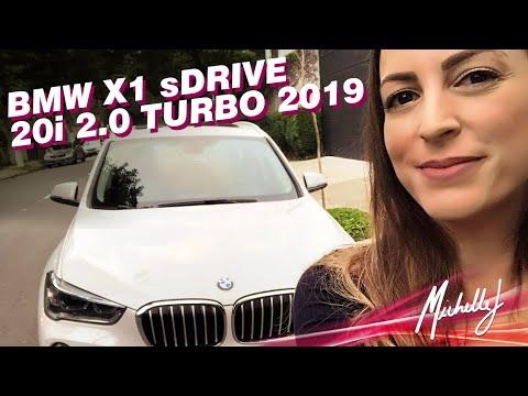 A BMW X1 vale a pena? Testei a versão de entrada sDrive 20i 2.0 Turbo 2019   Avaliação Michelle J