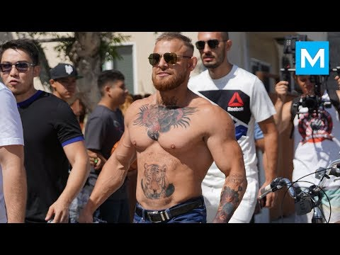 Conor McGregor Ready For Heavyweight Division (Prank) | Muscle Madness Mp3