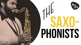 The Saxophonists - Soft Jazz, Bebop & Swing