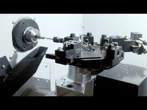 Компактный токарный станок HAAS CL-1 сЧПУ