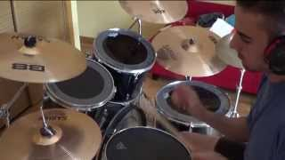 Avenged Sevenfold - Strength Of The World (Drum Cover)