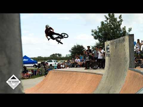 Chase Hawk and Empire BMX Present the 3rd Annual Born and Raised at Pflugerville, Texas