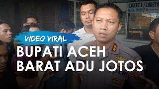 Kronologi Bupati Aceh Barat Duel dengan Penagih Utang, Ini Penjelasan Humas Pemda