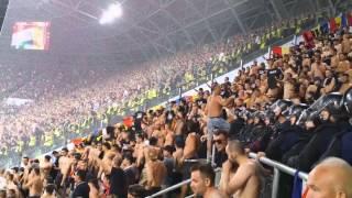 Romanian fans in budapesta 04.09.2015 part 5.