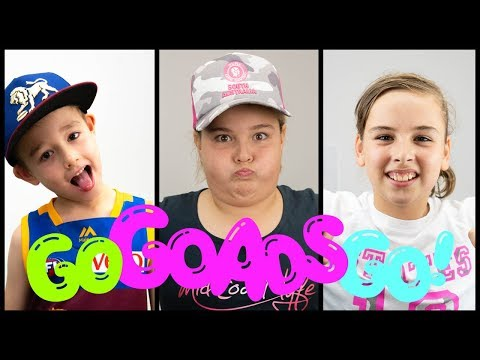 The Kids Of Go Goads Go (Fun adventurers and so much more)