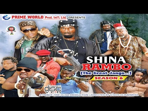 SHINA RAMBO PART 6 LATEST 2016 NOLLYWOOD MOVIES