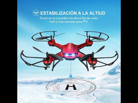 Drone con camara hd F181DH Potensic Black Friday