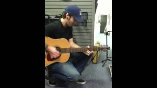 Bobby and the Renegades/Steve Laudicina Jams the 12 String