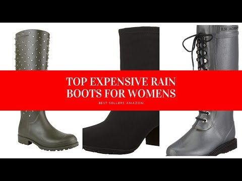 ✔️ TOP 10 EXPENSIVE BOOTS FOR WOMEN 🛒 Amazon 2019