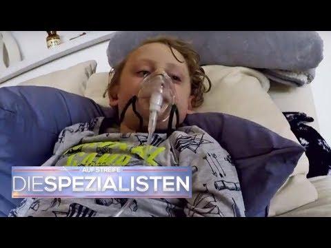 7-Jähriger in Lebensgefahr: Badezusatz geschluckt | Auf Streife - Die Spezialisten | SAT.1 TV