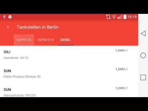 , title : 'Günstig Tanken Preisvergleich'