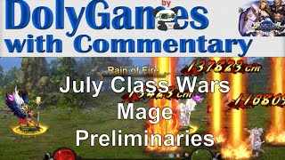 ➜ Wartune Gameplay - Mage Class Wars Preliminaries - July 2014
