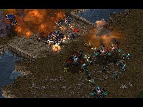 GOSU - gatorade (Z) v Story (T) on Fighting Spirit - StarCraft  - Brood War REMASTERED